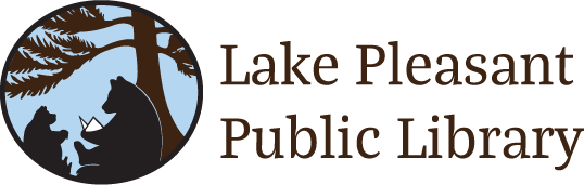Lake Pleasant Public Library Logo
